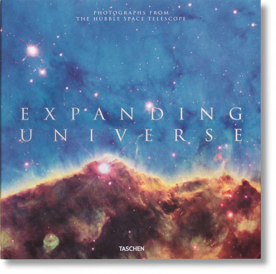 Expanding Universe. Photographs from the Hubble Space ...