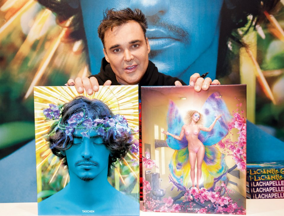 David Lachapelle: Lost and Found & Good News