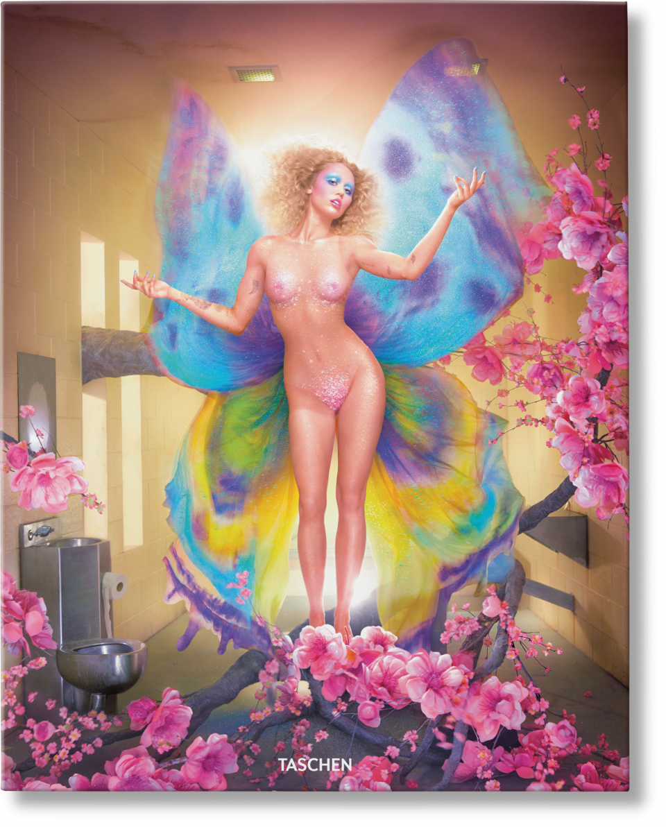 lachapelle Lady gaga david