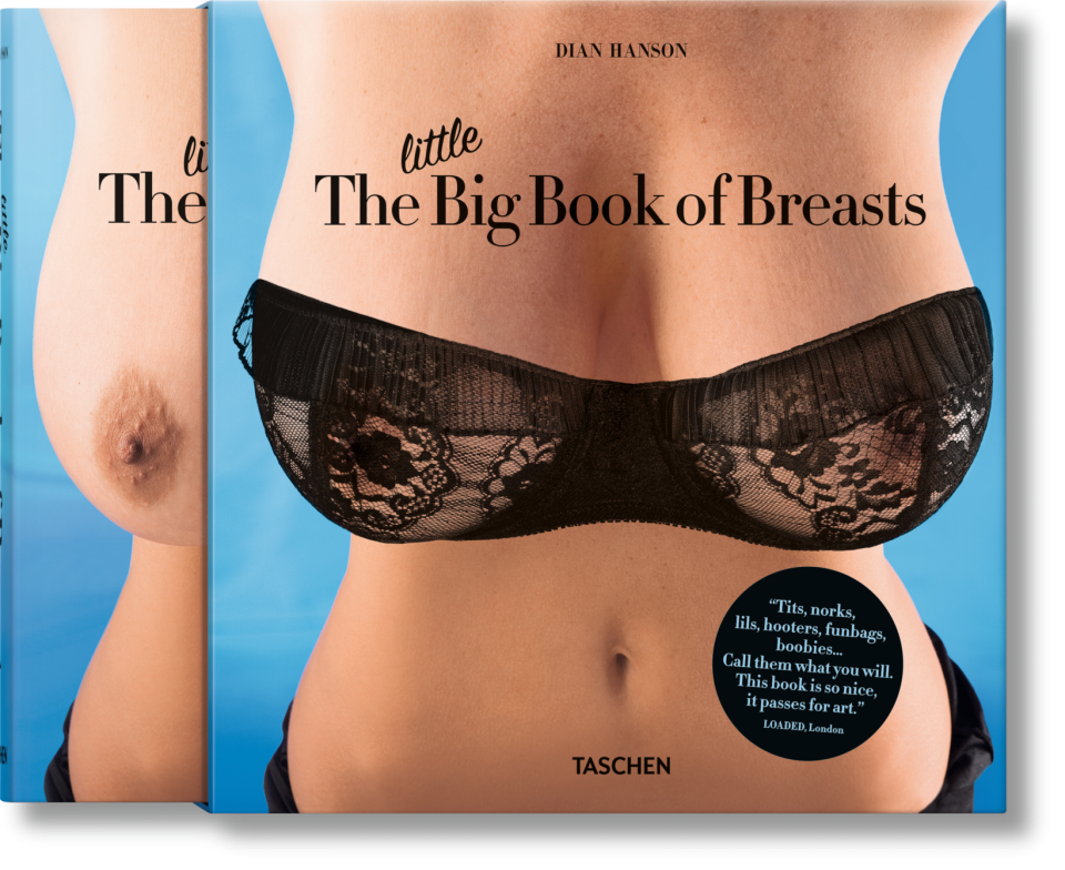 Pity, Big book of boobs