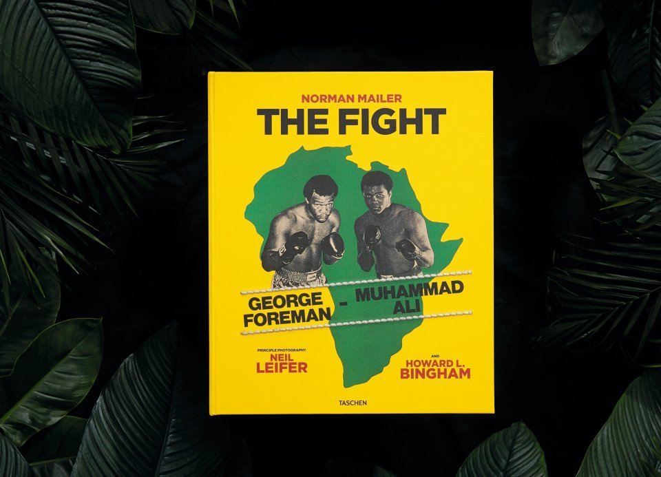 Norman Mailer. Neil Leifer. Howard Bingham. The Fight - image 1