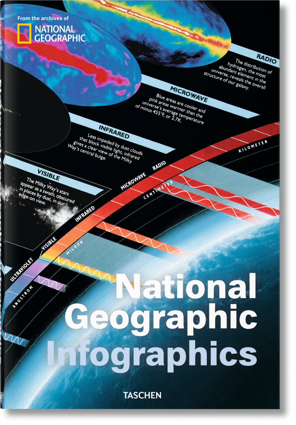 Discover National Geographic Infographics. TASCHEN Books