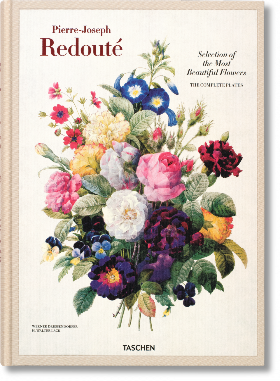 Redouté. Selection of the Most Beautiful Flowers - TASCHEN Books