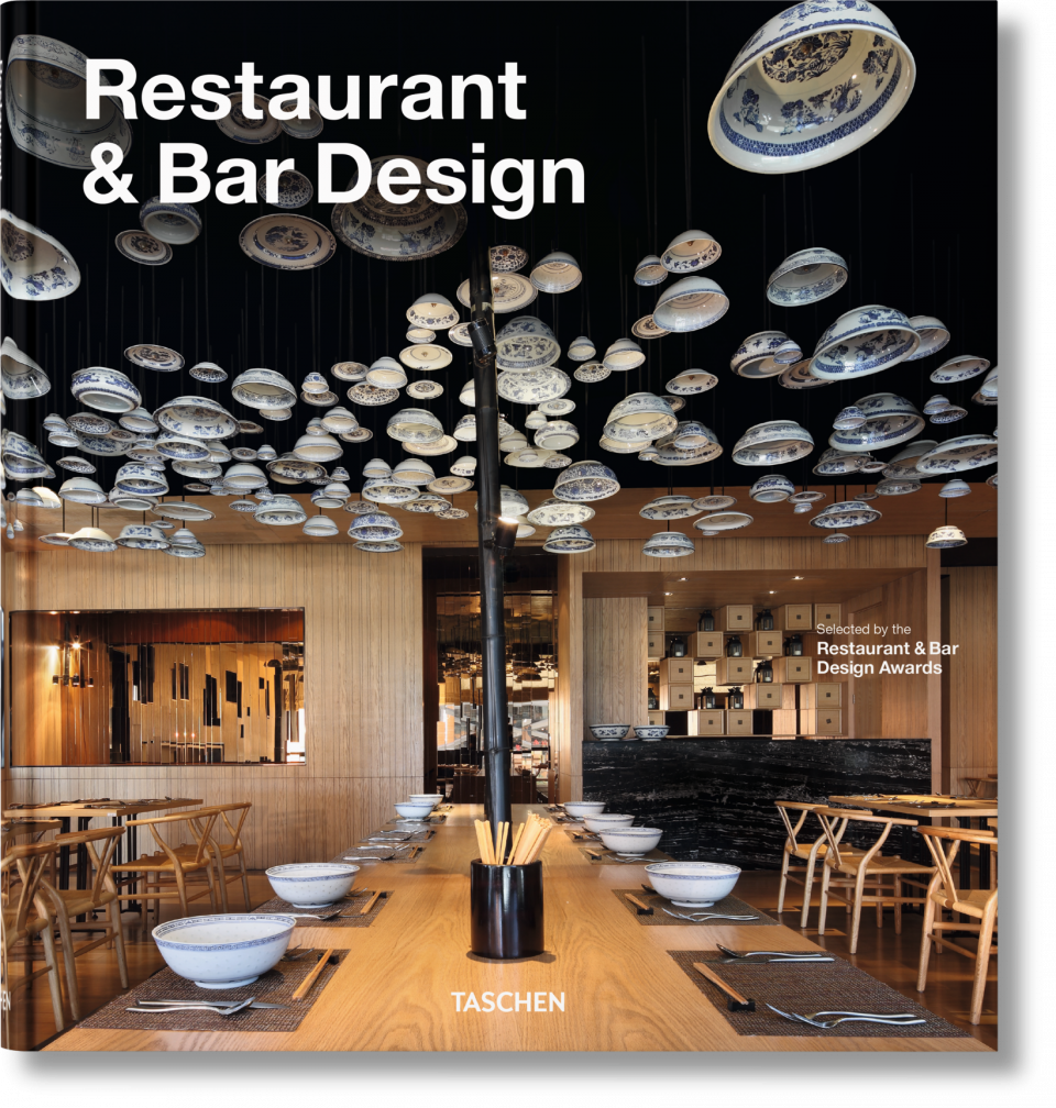 Restaurant bar design taschen books