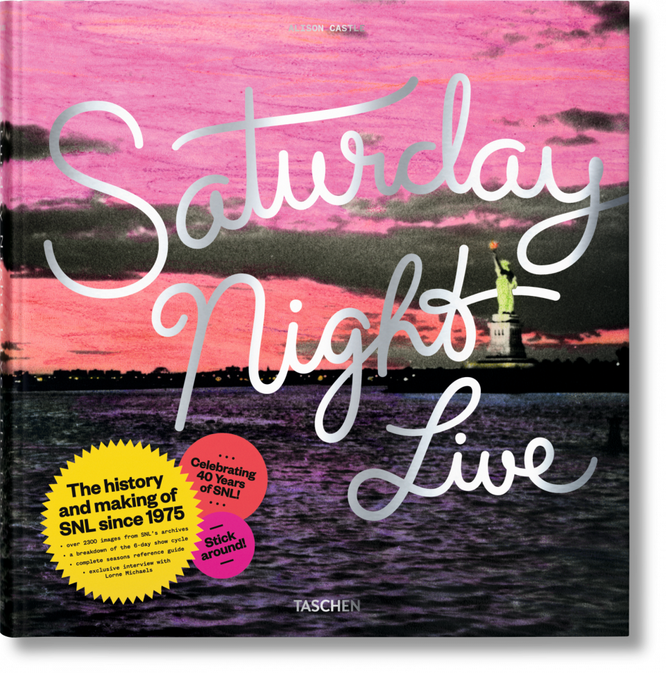 Saturday night live the book taschen books saturday night live the book m4hsunfo