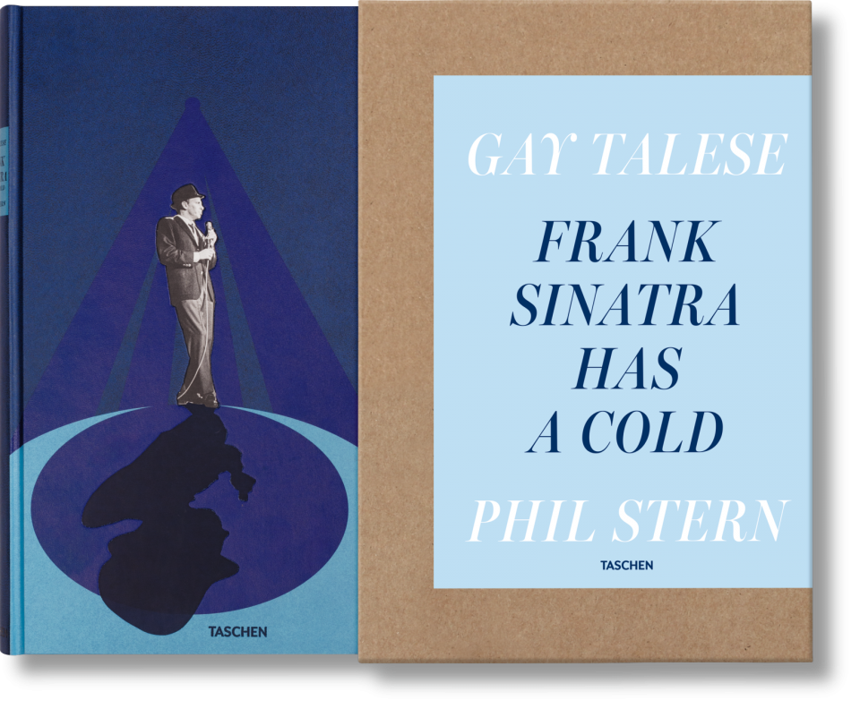from Holden gay talese frank sinatra