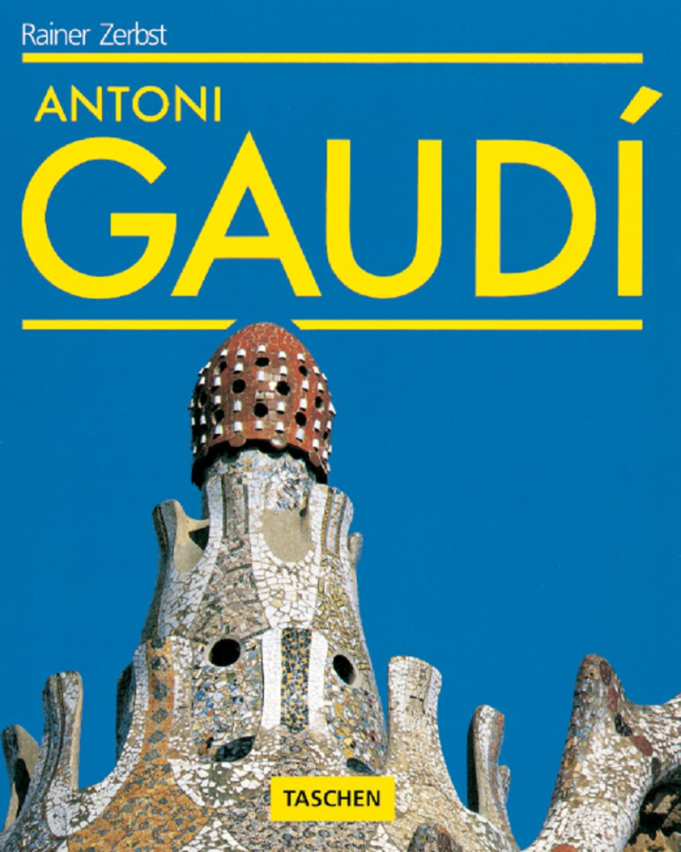 Gaudí is the first title in the Big Art series.