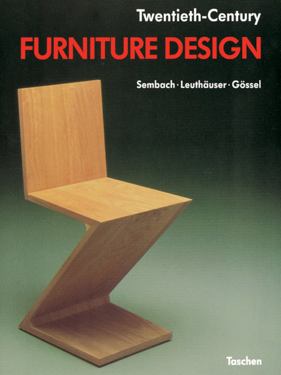 20th Century Furniture Design by Peter Gössel
