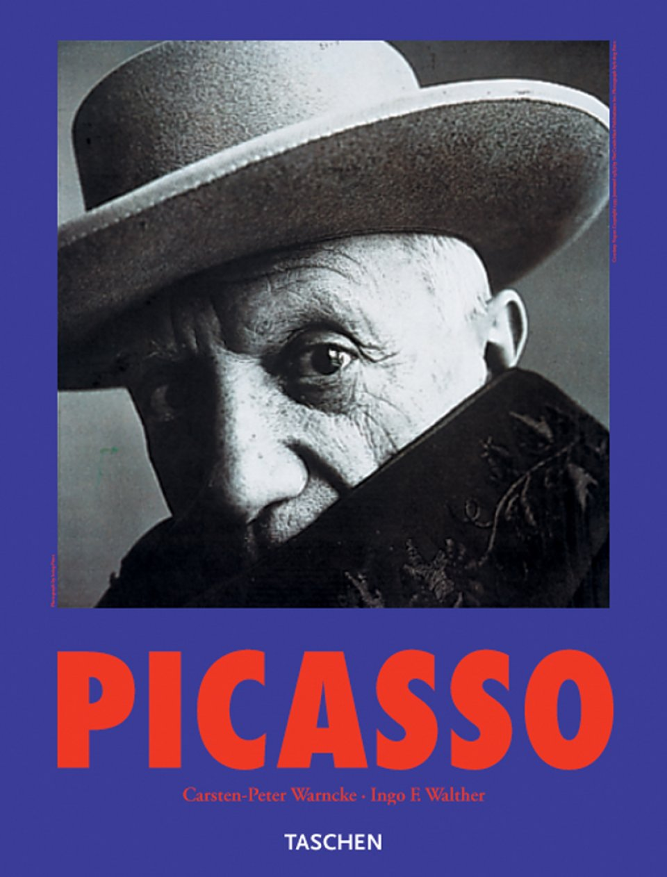 Ingo F. Walther's Picasso double jumbo by TASCHEN Books