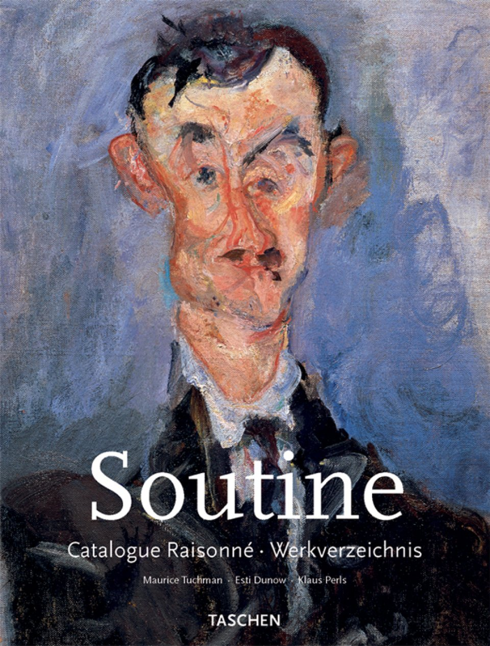 The Soutine œuvre catalog by TASCHEN Books