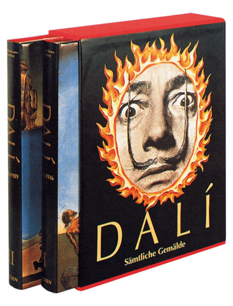 Dalí: The Complete Paintings by Gilles Néret. TASCHEN Books