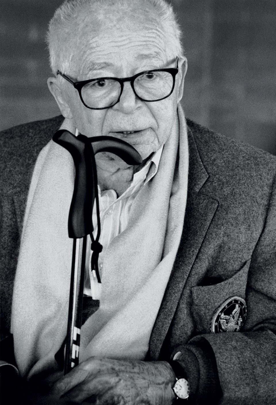Billy Wilder © Photo: William Claxton