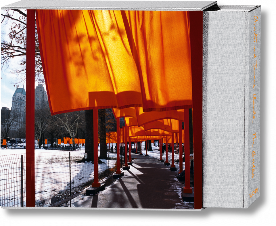 Christo & Jeanne-Claude, The Gates, published by TASCHEN Books