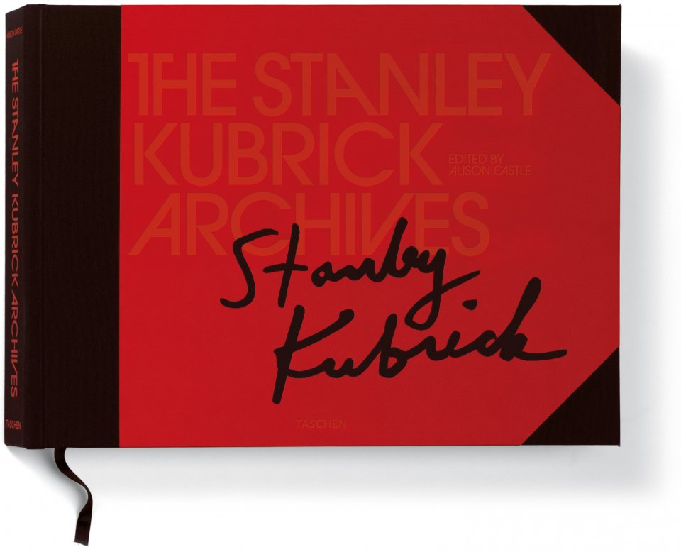 The Stanley Kubrick Archives published by TASCHEN Books