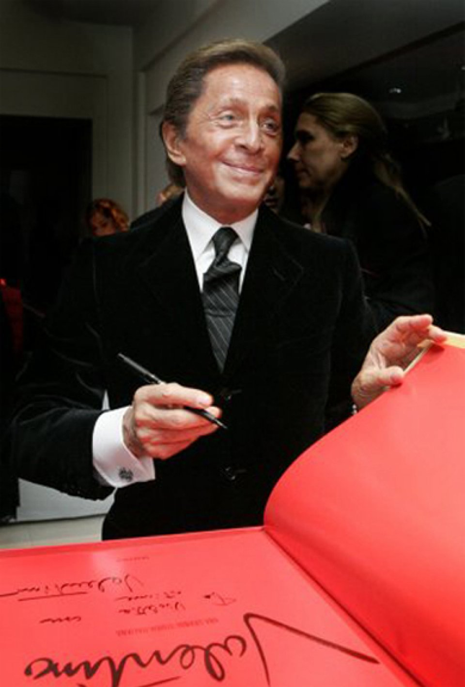 Valentino, the King of Fashion