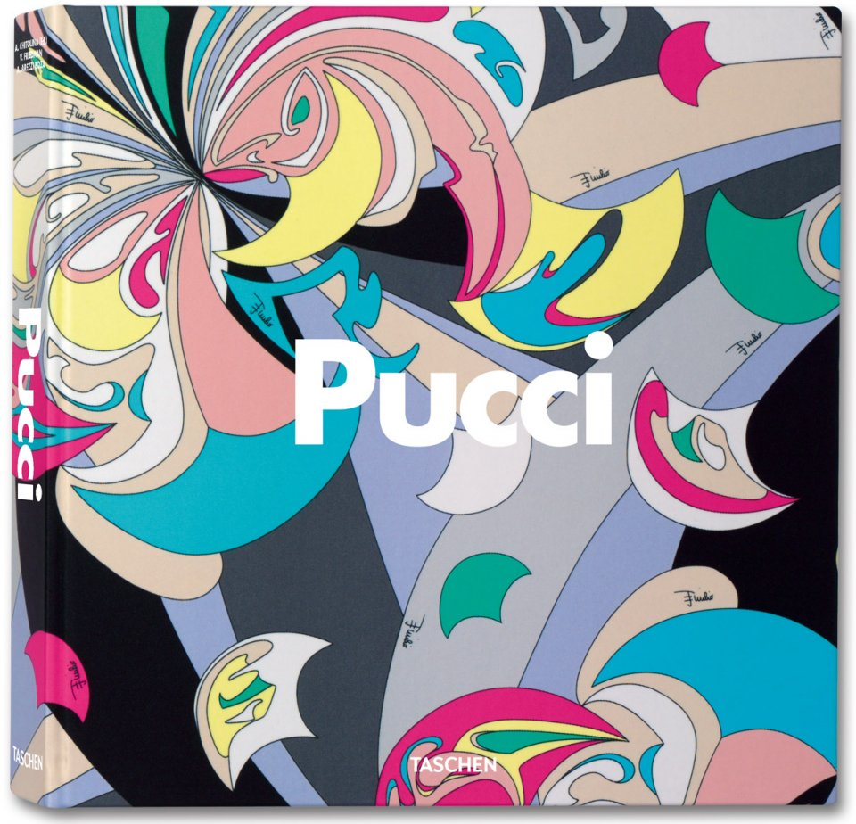 With this book, we celebrate Emilio Pucci, the prince of prints.