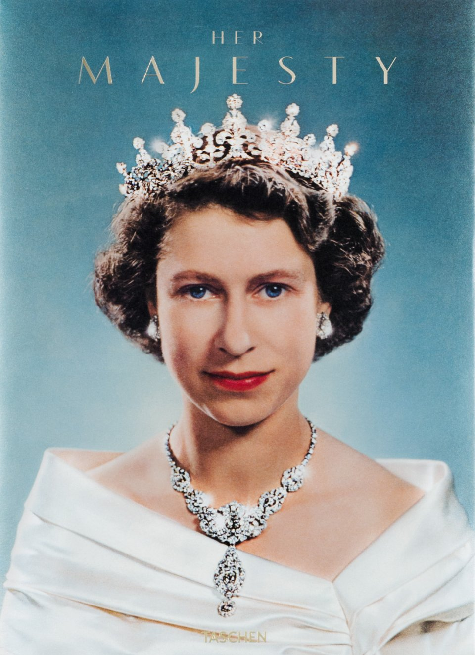 The Queen gets her photographic tribute in Her Majesty, published by TASCHEN Books.