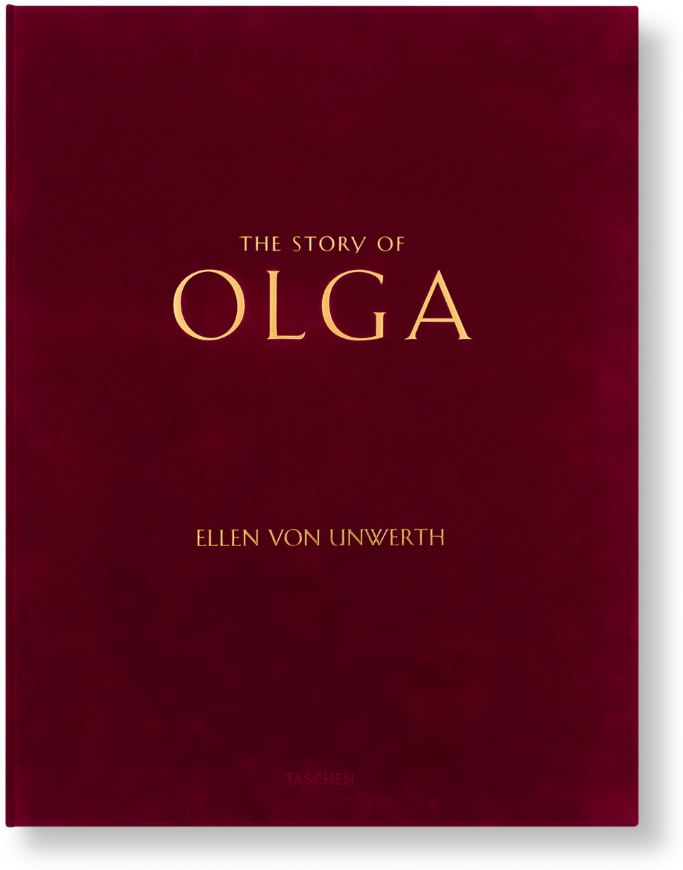 Ellen von Unwerth. The Story of Olga (Limited Edition ...