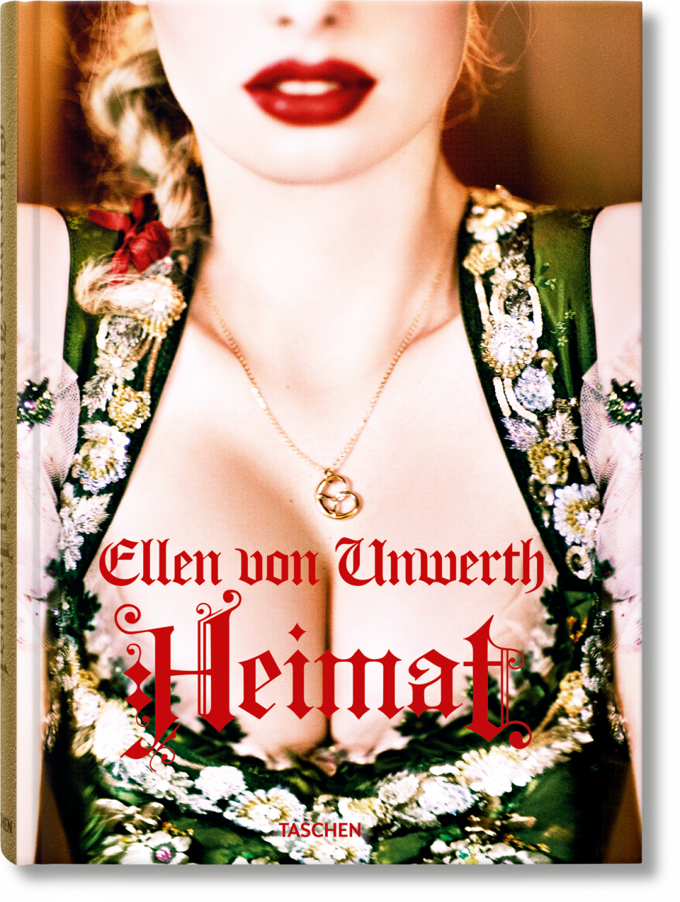 Ellen von Unwerth, Heimat - Bavarian show catalogue, 2017