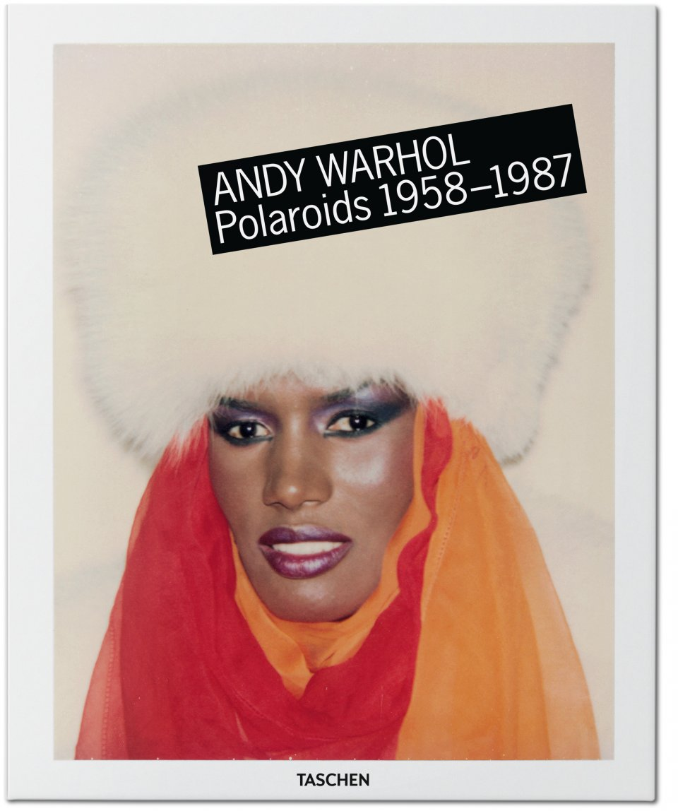 Andy Warhol, Polaroids, published by TASCHEN Books