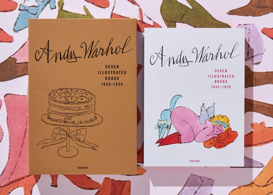 Andy Warhol. Seven Illustrated Books 1952–1959 - image 1
