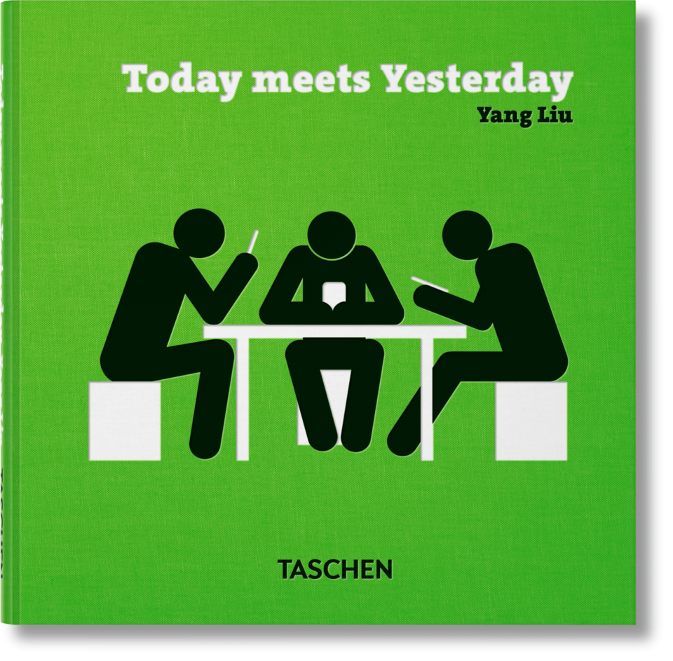 yang liu today meets yesterday taschen books
